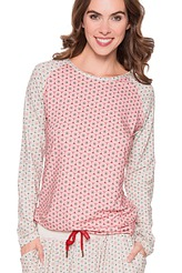 Tommy Buttons up Top Long Sleeve von PIP-Studio